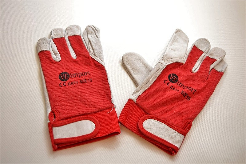 237112c7 monteringshansker fra ve-import gode slitesterke hansker med god førlighet i  fingertuppene