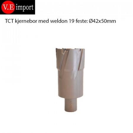 TCT Hardmetall boredybde 50 mm