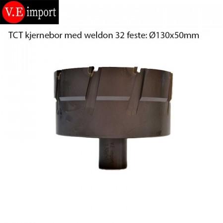 TCT Ø60-Ø200 weldon 31,7