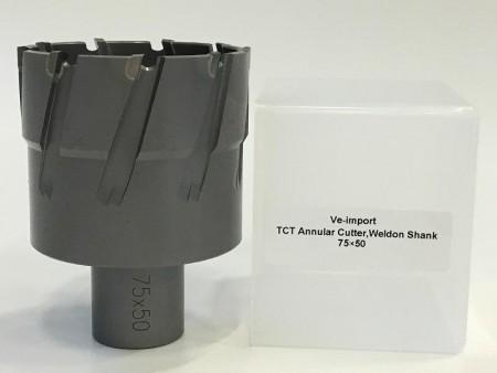 T.C.T Hardmetall kjernebor Ø12 til 200 mm