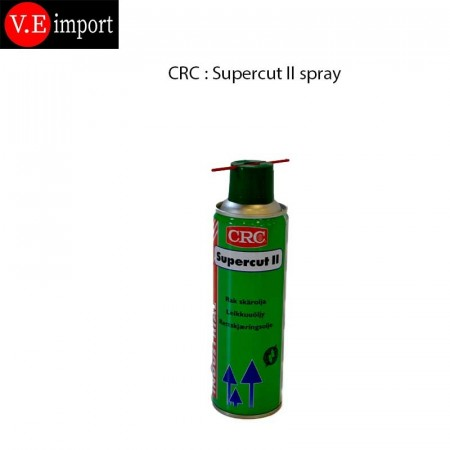 CRC Supercut II spray