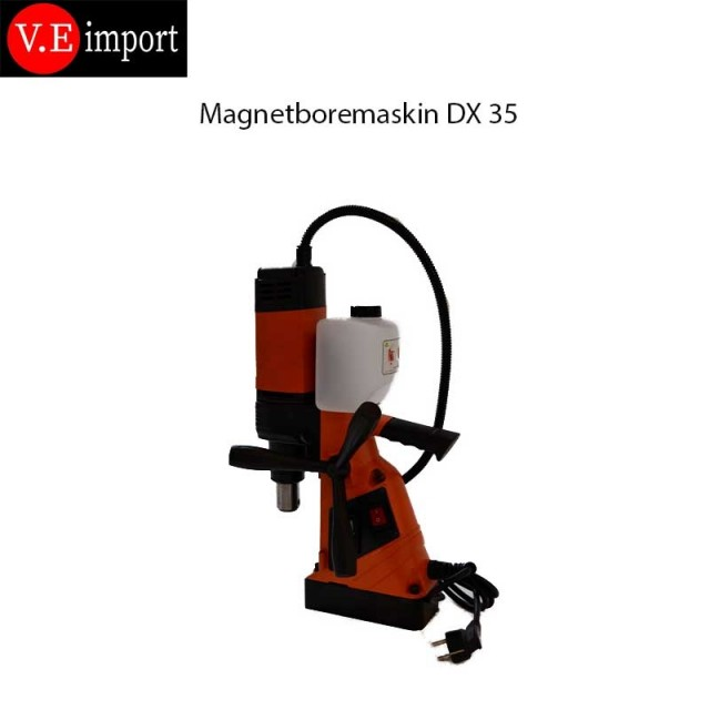 DX 35 magnetbormaskin for kjernebor